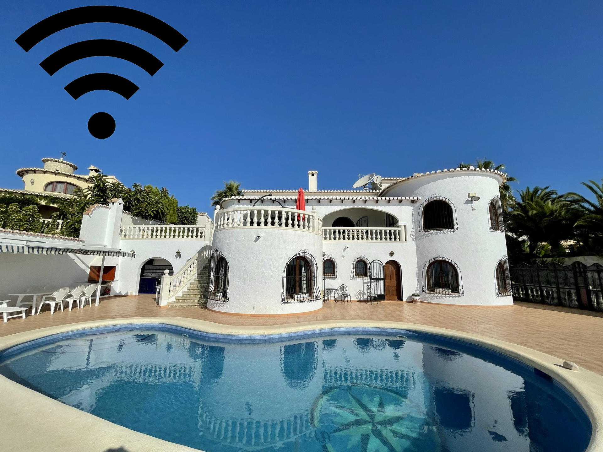 Location Costa Blanca Villa Benitachell